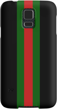 Italy Colours Inspired Case by Jenifer Jenkins
