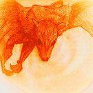 Flying Fox by Toradellin