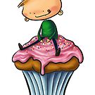 Cupcake by Ine Spee