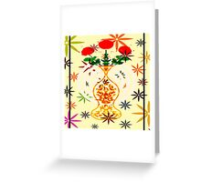 Country Retro Greeting Card