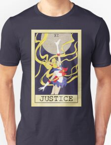 Sailor Moon Justice Tarot Card T-Shirt
