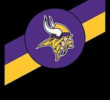 Minnesota Vikings by KeithSwo