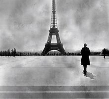 Au Revoir, Paris... One Day I Will Return... by Ainsley Kellar Creations
