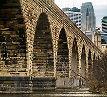 Stone Arch Bridge by KBritt