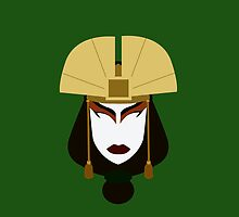 Avatar Kyoshi by Codex-Apollo