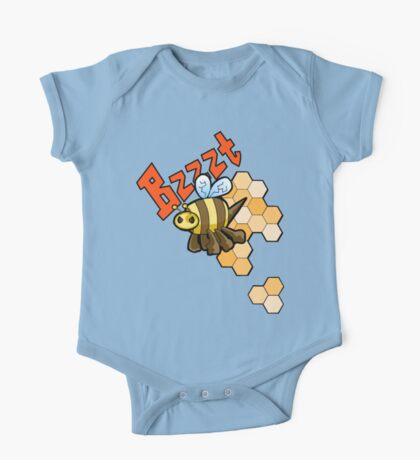 The Angry Honey Bee One Piece - Short Sleeve