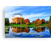 Longaberger Corporate Headquarter Canvas Print