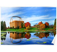 Longaberger Corporate Headquarter Poster