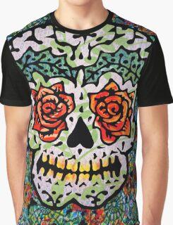 'Sweet Sugar Skull #1 Graphic T-Shirt