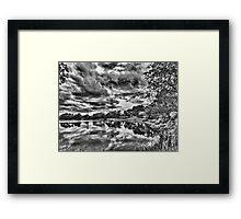 """Reflection"" Framed Print"