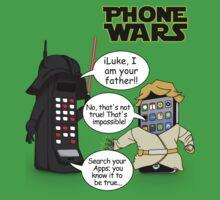Phone Wars Kids Tee