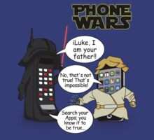 Phone Wars by Joeken