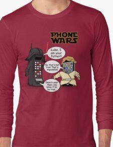 Phone Wars Long Sleeve T-Shirt