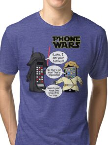Phone Wars Tri-blend T-Shirt