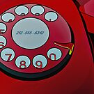 Telephone for iPhone by Honeyboy Martin