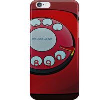 Telephone for iPhone iPhone Case/Skin