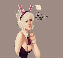 Bunny Riven by lilathl