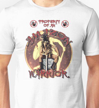 Property Of An Amazon Warrior Unisex T-Shirt