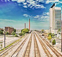 Birmingham Rails West by Phillip M. Burrow
