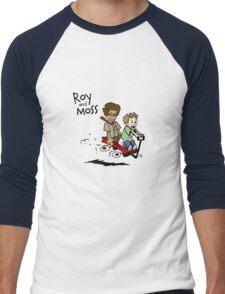 Roy and Moss Men's Baseball ¾ T-Shirt
