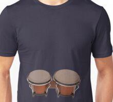 Wearable Belly Bongos Unisex T-Shirt