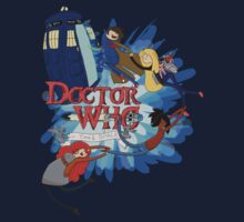 Adventure Timey Wimey by Savannah Regier