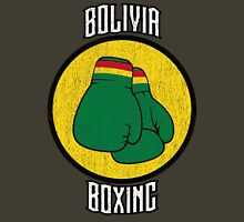 Bolivia Boxing T-Shirt