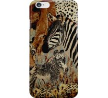 ANIMAL KINGDOM iPhone Case/Skin