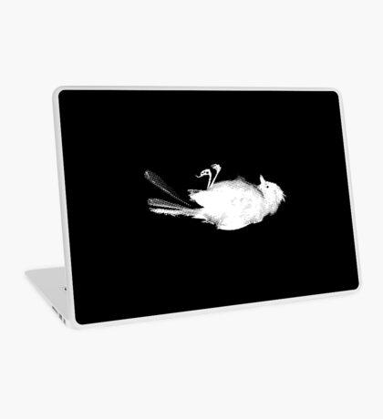White Bird Laptop Skin