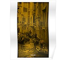 Magical Venice Poster