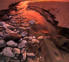 River of Gold by Michael Treloar