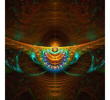 Cosmic Headband Photographic Print
