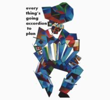 Everything's Going Accordion To Plan by taiche