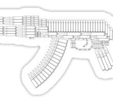 AK-Xray Sticker