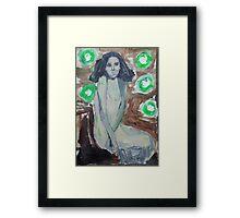 In the Limelight Framed Print