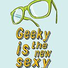 Geeky and proud of it by favoritedarknes