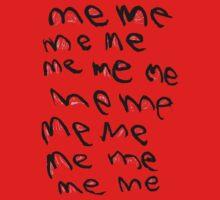 Me Me Me One Piece - Long Sleeve