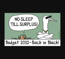 NO SLEEP TILL SURPLUS! by firstdog