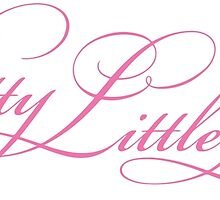 Pretty Little Liars Title - Pink by steffirae