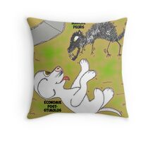News Options Binaires en BD Chiot et Chat Throw Pillow