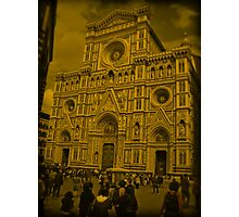 Florence Quarter Photographic Print