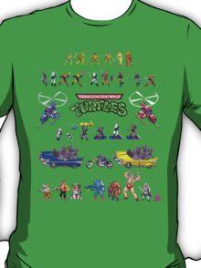 TMNT - Arcade T-Shirt