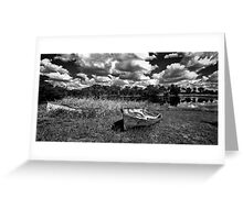 Allambie Boats Greeting Card