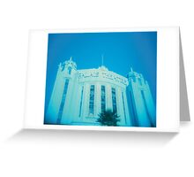 Palais Theatre, Melbourne Greeting Card