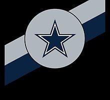 Dallas Cowboys by KeithSwo
