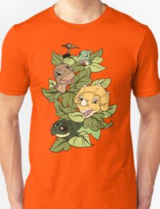 The Land Before Time Gang T-Shirt