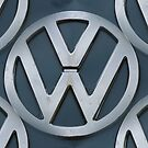VW Kombi Logo Pattern by Sandy1949