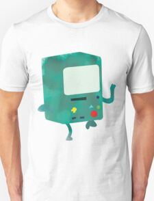 Watercolour Adventure Time BMO Unisex T-Shirt