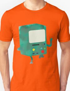 Watercolour Adventure Time BMO Unisex T-Shirt