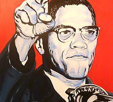 Malcolm X by thepurposemaker